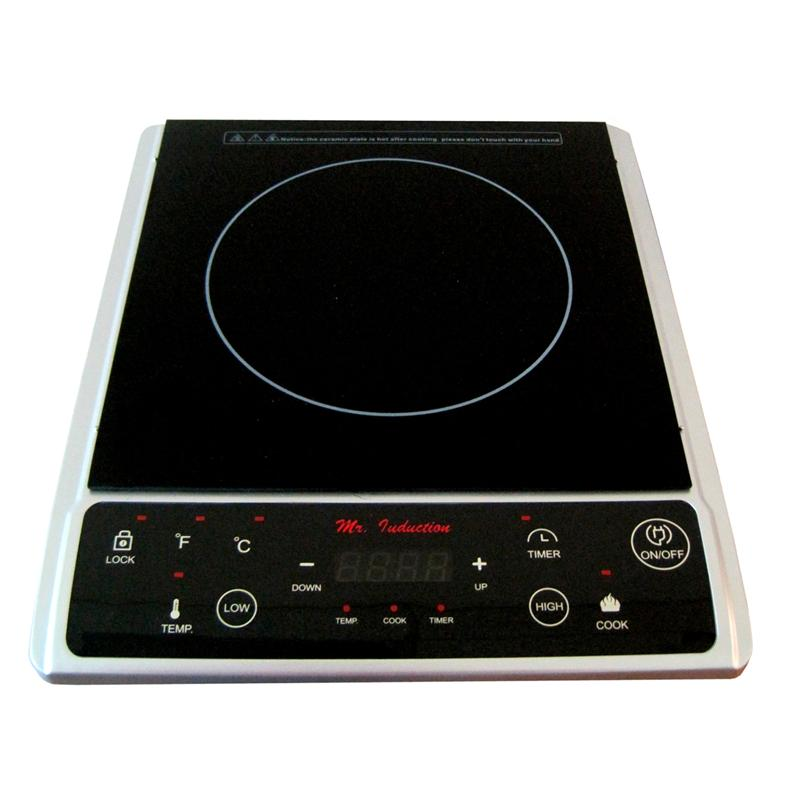 Portable Induction Stove / Cooktop Touch Operated (1300W)