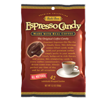 Espresso Flavored Candy By Balis Best 42 Pcs