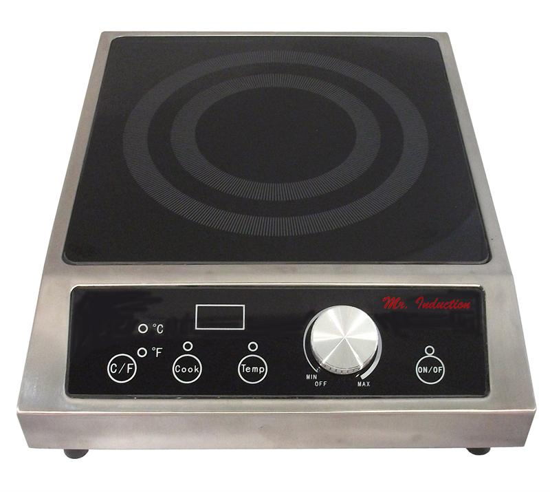 Countertop Induction Cooktop And Electric Stove 1800w
